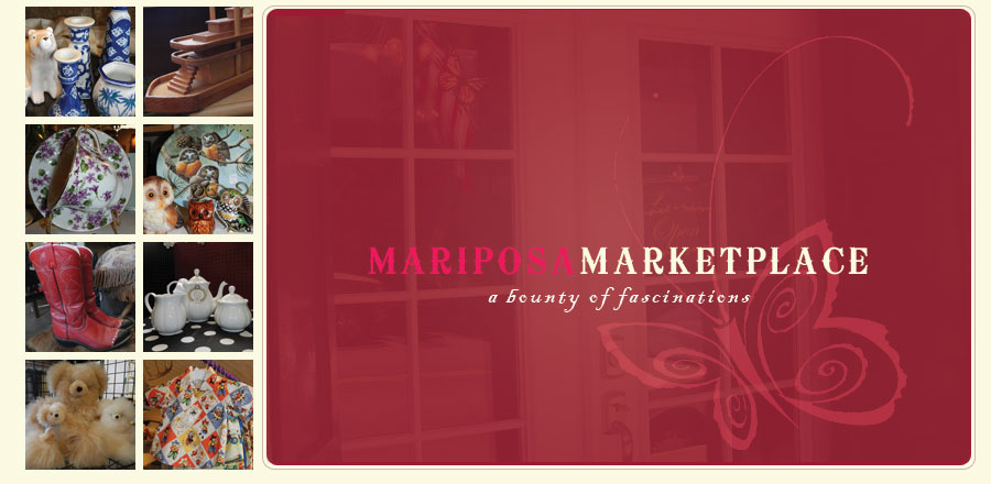 mariposa marketplace welcome